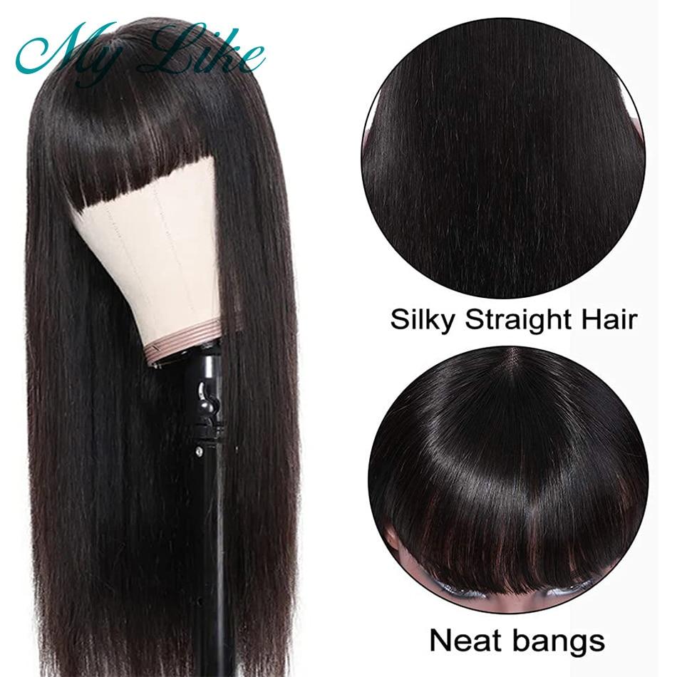 de franja cabelo longo barato perucas 05