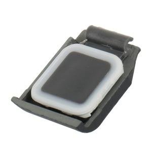 Image 4 - עבור GoPro Hero 5 6 7 שחור החלפת צד דלת USB C מיקרו HDMI יציאות מגן כובע לgopro Hero6/5 HERO7 מצלמה צד כיסוי