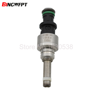 Image 4 - 8pc/lot Genuine Fuel Injector 079906036AC for Audi S6 RS6 S7 RS7 RS4 RS5 A8 R8 V W T ouareg 4.0 TFSI 4.2