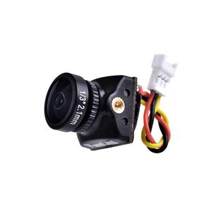 "Image 2 - RunCam Nano 2 FPV 카메라 1/3 ""700TVL CMOS 렌즈 2.1mm 렌즈 FPV RC Drone 예비 부품 액세서리 용 155/170 ° FOV FPV 카메라"