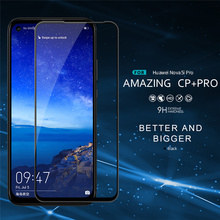 For Huawei Nova 5i pro Tempered Glass NILLKIN Full Coverage Anti-Explosion Tempered Glass Screen Protector CP+ pro стоимость
