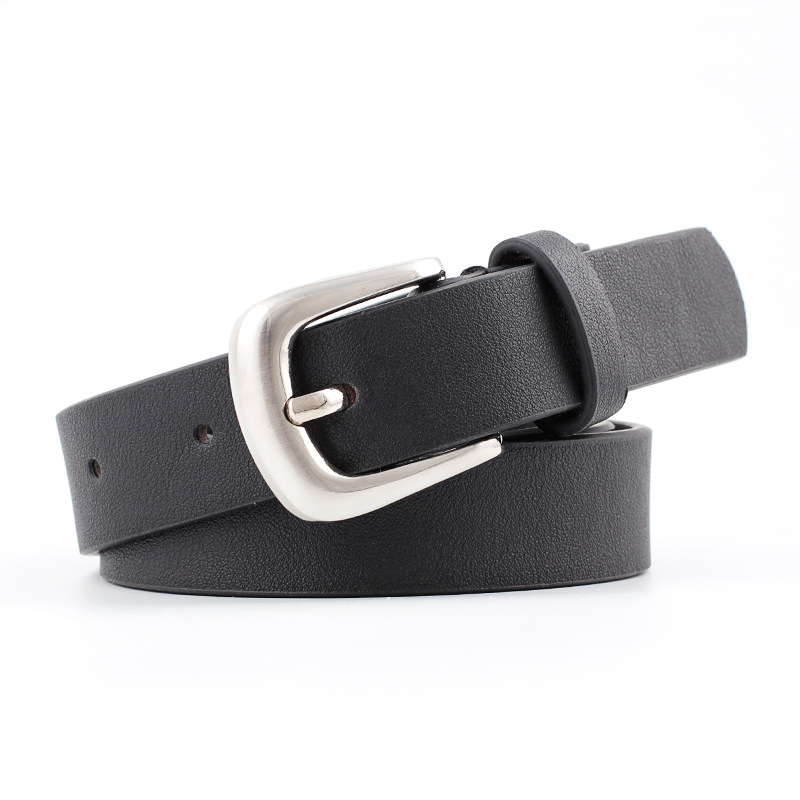 High Quality Luxury Women Belt Genuine Leather Female Waist Strap Top Pin Buckle Belts For Women Lady Waistband