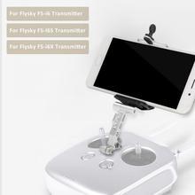 5.5inch Phone Holder Clip Bracket Phone Mount Support for FlySky FS-i6 i6S Remote Controller Transmitter