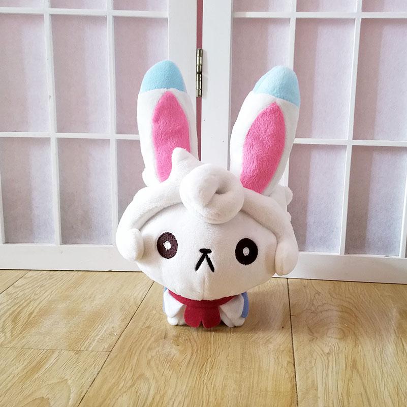 24cm Anime Doll Fate/Grand Order FGO Cath Palug Plush Dolls Toy Animal Stuffed Doll Cute Gift For Children Girls