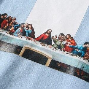 Image 5 - Sudadera con capucha de estilo Hip Hop para hombre, ropa de calle de cultura antigua, sudaderas con capucha de lana para invierno, suéter de algodón Harajuku, sudadera holgada para otoño 2019