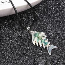 Natural abalone shell pendant necklace / Personality wing panda elephant fish pendant women white elephant pendant natural cute pendant 28 20 6mm