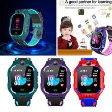 Willkey Z6 Q19 dzieci inteligentny telefon LBS zegarek z ekranem dotykowym Tracker inteligentny zegarek SOS wodoodporny 2G karty SIM lokalizator GPS dzieci prezent tanie tanio CN (pochodzenie) Brak Na nadgarstku Wszystko kompatybilny 128 MB Passometer Fitness tracker 24 godzin instrukcji 0 3mp