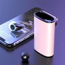 New Product 3 In 1 Blue Tooth Wireless Earphone Tws 5.0 Earpod with Powerbank an