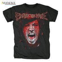 Escape The Fate - Bloody Bloody Craig - Official Mens T Shirt Men T Shirt Print Cotton Short Sleeve T-Shirt майка print bar bloody chronicle
