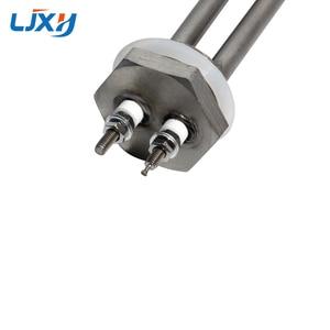 Image 5 - LJXH 低電圧 DC 12 V/24 V/48 V 1 インチ BSP/Npt 水浸漬ヒーター発熱体 200 ミリメートルの長さ 300 ワット/600 ワット/900 ワットすべて 304SUS