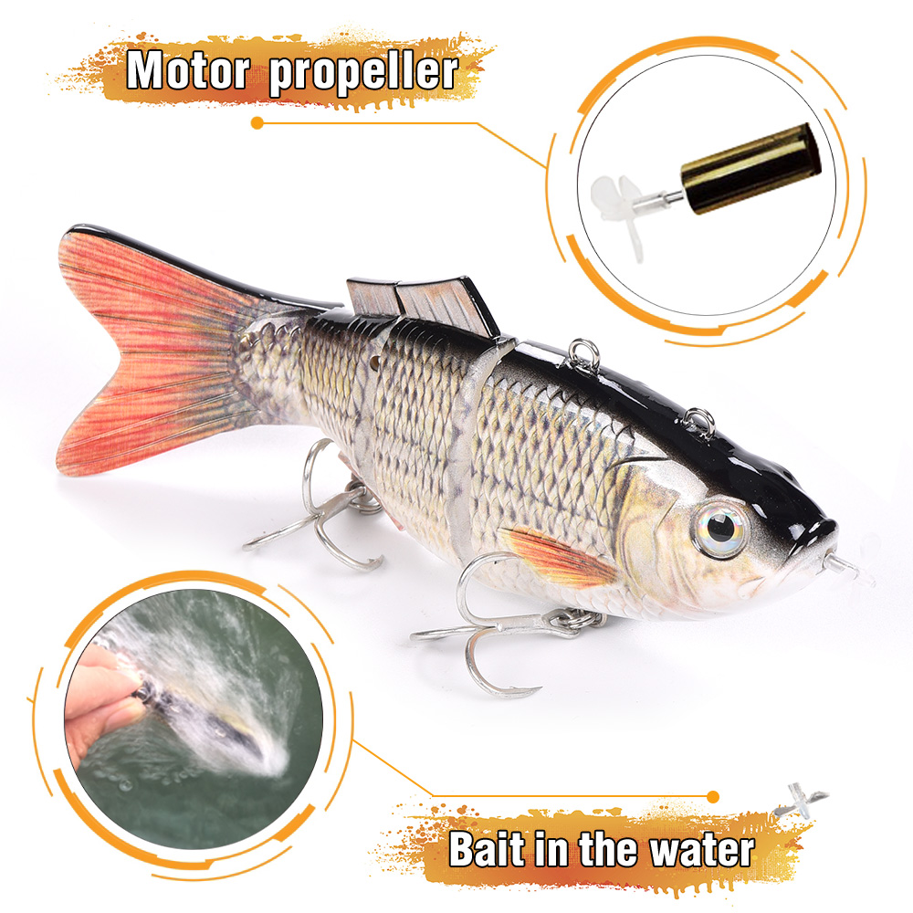 Robotic Multi-Jointed Fishing Lure 2