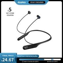פעיל רעש מבטל אוזניות אלחוטי Neckband אוזניות Bluetooth ב אוזן קל משקל עמיד למים אוזניות באינטרנט כנס