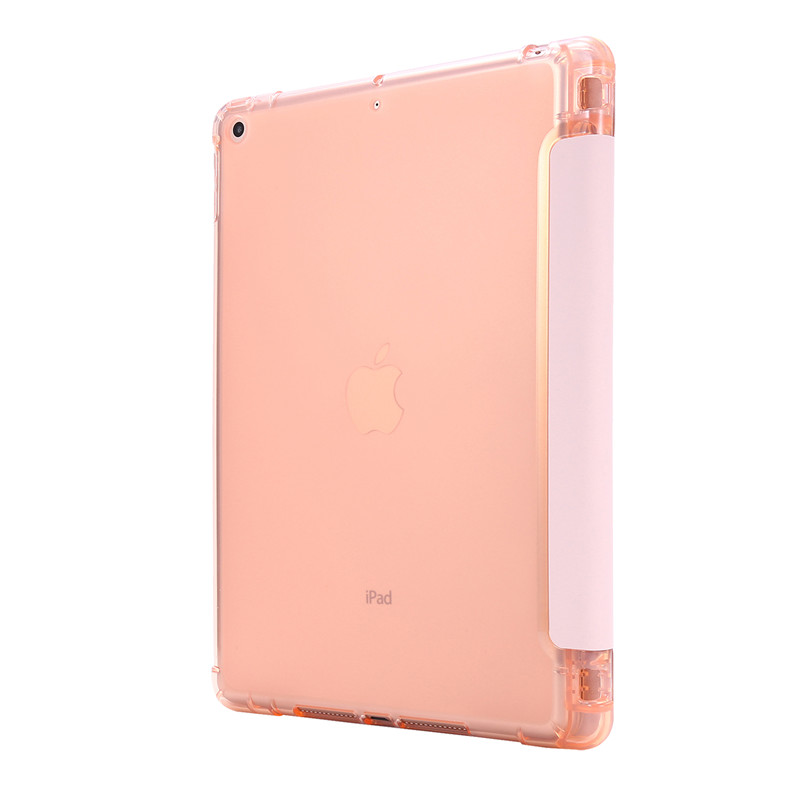 Flip Smart Leather For 10 Generation Case 7th Cover Cover PU Protective inch 2 iPad Stand