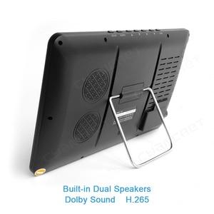 Image 3 - LEADSTAR televisor portátil de 10,8 pulgadas, DVB T2, LED de vista completa, Mini coche pequeño, Digital y TV analógica, compatible con HDMI H.265 AC3