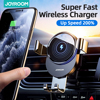 15W Qi Car Phone Holder Wireless Charger Car Mount Intelligent Infrared for Air Vent Mount car charger wireless For iPhone12 pro 1