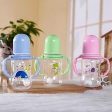 Nipple-Bottle Feeding-150ml Newborn Infant Baby Nursing Children Cute for Pacifier Safety
