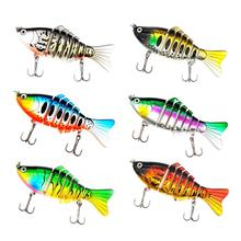 Bionic Swimming Lures Fishing Baits for All Kinds of Fish Free Shipping AU Ly