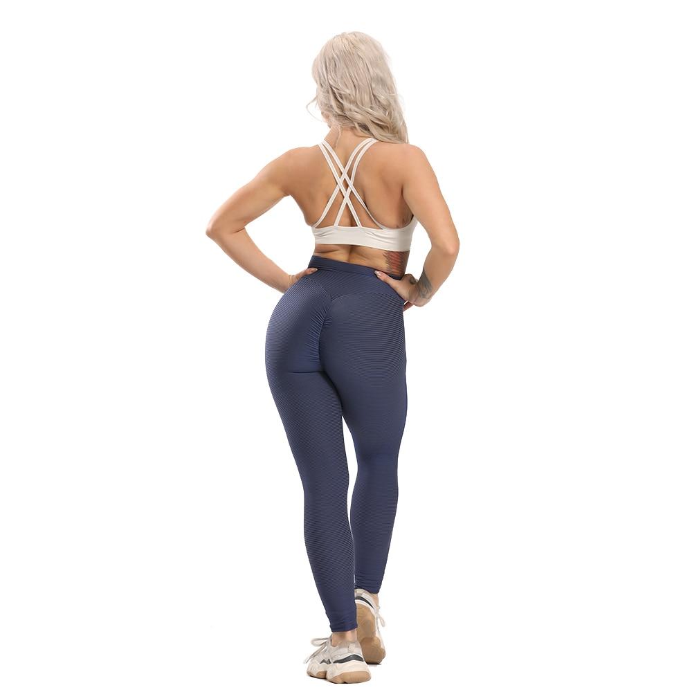 Women Sport Textured Booty Leggings 17