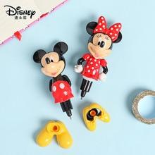 Modeling-Pen Minnie Stationery Mickey Creative Cartoon Cute Disney ABS Bullet Abs-Shell