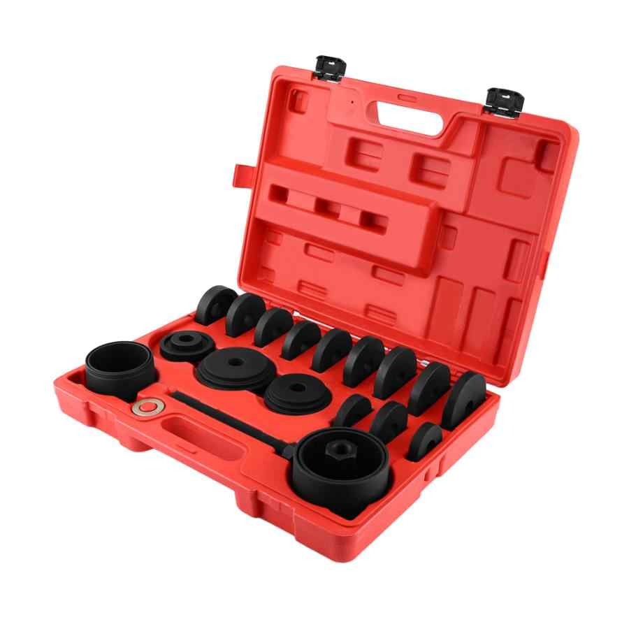 Tool Set 23pcs Excellent Front Wheel Drive Adapters Bearing Removal Installation Service Tools For Car Repair Tool Set
