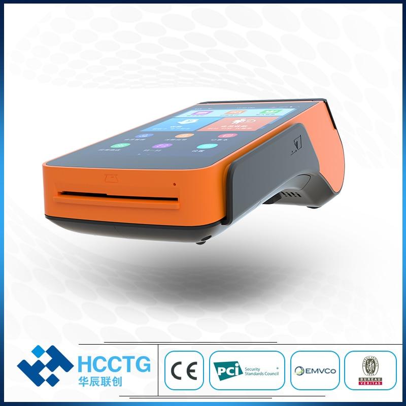 2019 Terminal Standard de point de vente de NFC de lecteur de carte de paiement avec le Scanner de code barres 1D/2D P20L - 5