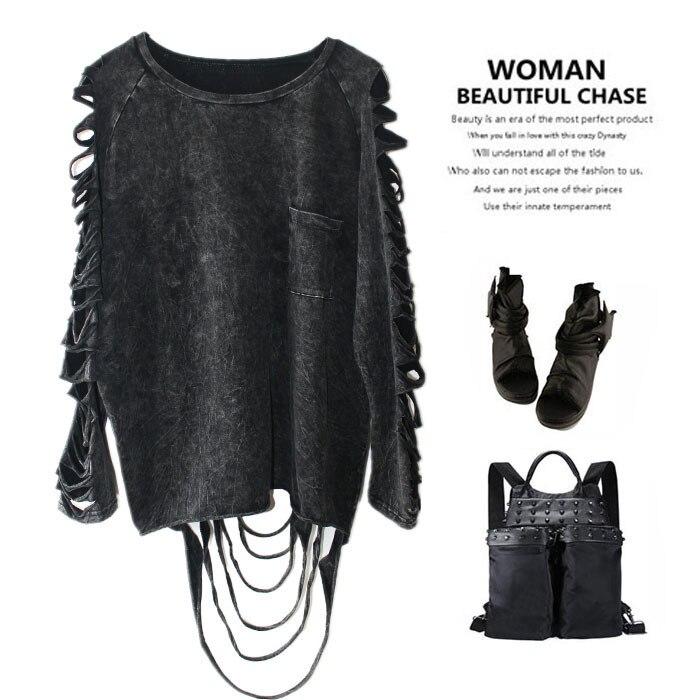 Sherhure 2020 haut tendance marque Punk Style Camisetas Femininas Roupas pas cher femmes vêtements vêtements Femme t-shirts