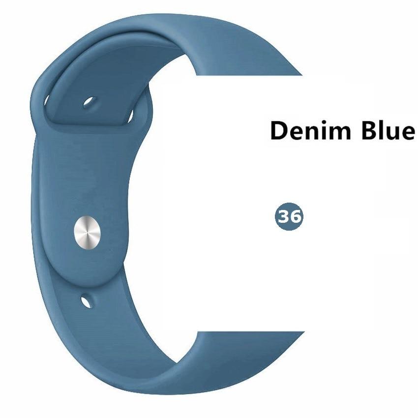 Demin blue 36