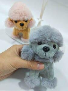 Plush-Toys Pendant Kids Mini Dog 3c DMR0001 13cm Party-Decor Pelucia Birthday-Gift Stuffed