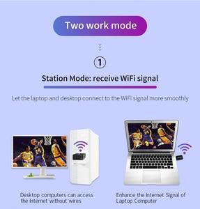 Image 3 - 1300Mbps USB3.0 Wifi ağ kartı 802.11 AC Dual Band Wifi adaptörü 2.4G/5.8G kablosuz AC adaptörü windows XP/Vista/7/8/10 Mac