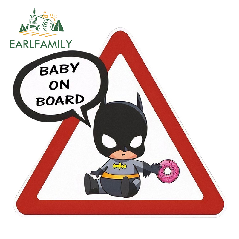 Marvel Ironman Personalised Baby On Board Car Sign 7