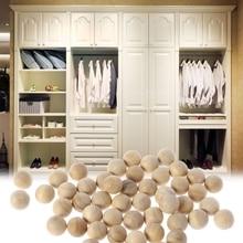 Camphor Cedar-Wood Wardrobe Drawer Repellent Moth-Balls 50pcs Merchandises Household