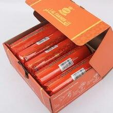Rollos de quemador de resina para narguile shisha, tabletas de carbón de luz rápida, 33mm, 100 Uds.