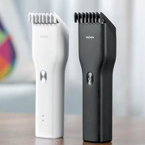 Cordless Clippers Razors Trimmers-Corner Professional Xiaomi Enchen Adult Men's