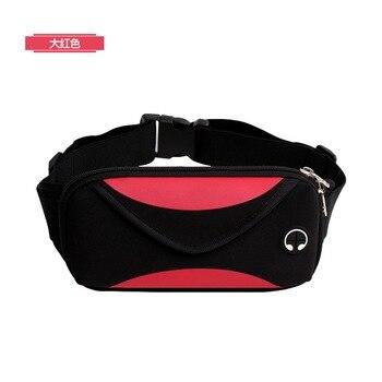 цена на Waist Bags Women Casual Fashion Travelling Belt Bag Men Fanny Waistbag Mobile Phone Biking Unisex Waist Pack Bum Bag