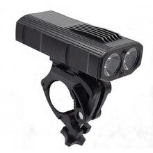 Миниатюрный фонарь для велосипеда 2 светодиода 5 Режим 500LM USB Перезаряжаемые Велоспорт велосипед передний велосипедный фонарь задний светильник s фонарик для использования вне дома, в походах, в