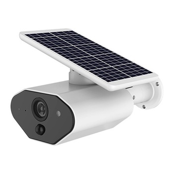 L4 1080p Solar Camera Wireless Wifi Intelligent Security Surveillance Camera Night Vision Voice Control 1