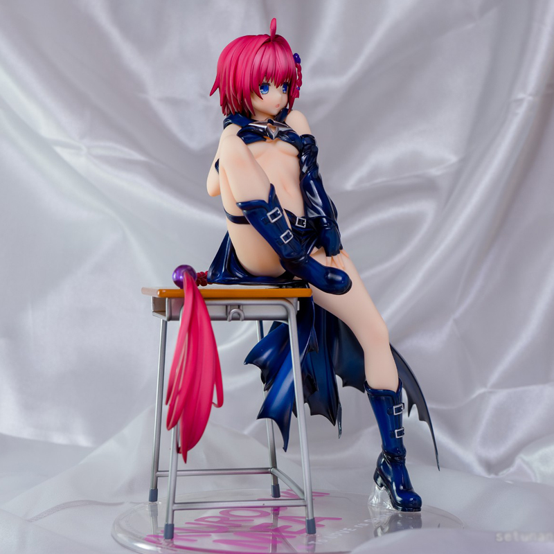 To love ru darkness figure Kurosaki Meia <font><b>Sexy</b></font> <font><b>girls</b></font> Action Figure japanese Anime PVC adult Action Figures toys Anime figures Toy image