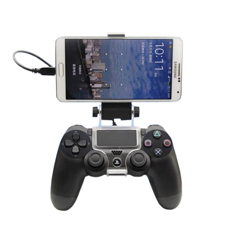 New Smart Phone Pad Android Game-Holder For Sony PS4 Game Controller Clip Clamp Holder For Playstation
