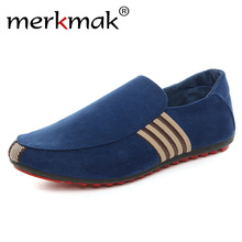 2019 New Men Suede Leather Loafers Driving Shoes Moccasins F