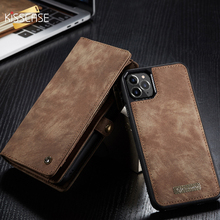 KISSCASE Retro Leather Wallet Card Bag For Huawei P30 Lite Case Mate20 Pro Cover For Huawei P20 Lite P20 P30 Mate20 Lite P20 PRO