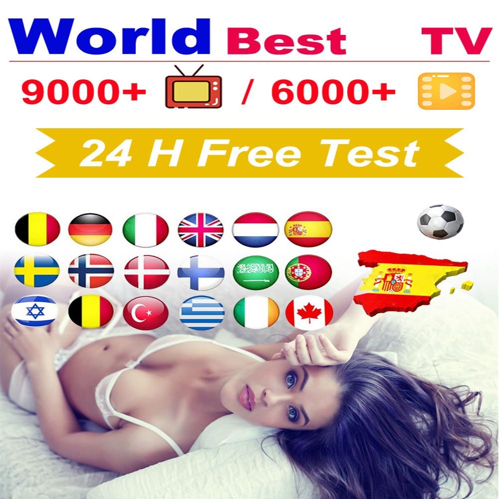 Spanish adult tv