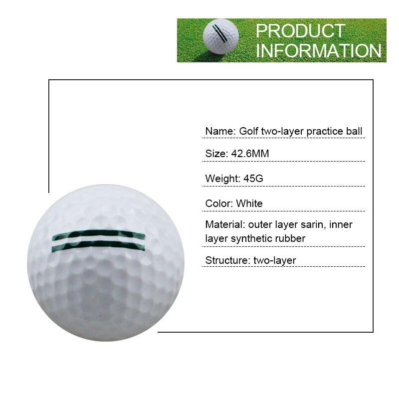 Crestgolf bolas de golfe pratice bolas de