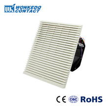 Cabinet  Ventilation Filter Set Shutters Cover  Fan Grille Louvers Blower Exhaust Fan Filter FK-3326-230 Filter With Fan