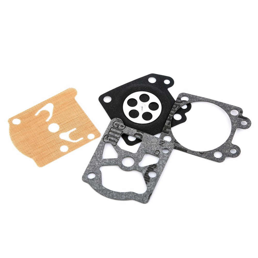 Nieuwe Carburateur Pakking Membraan Reparatie Kit Rebuild Tool Pakking Set Zenoah G3800 Voor ZAMA Membraan Pakking Kettingzaag 45cc 38cc