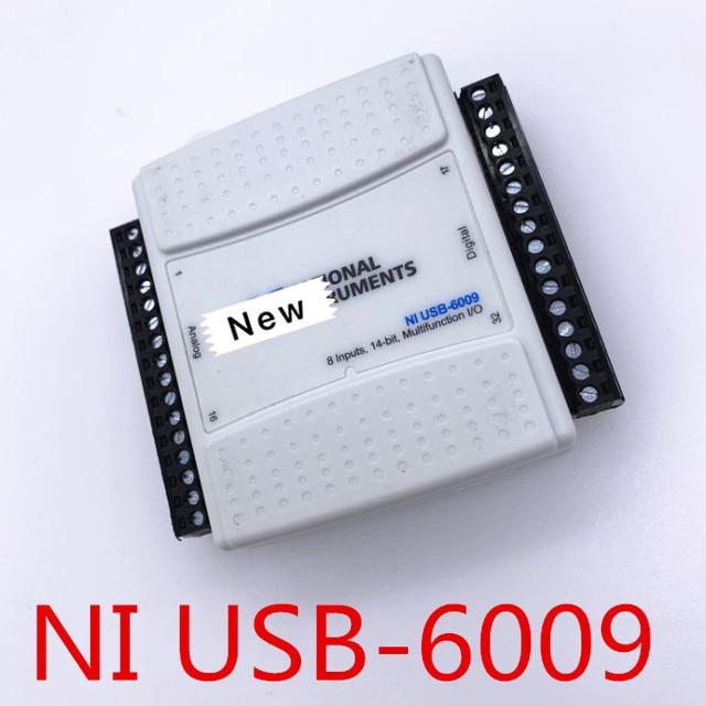100% nowy oryginalny w pudełku NI USB 6009