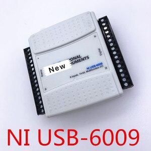 Image 1 - 100% yeni orijinal kutusu NI USB 6009