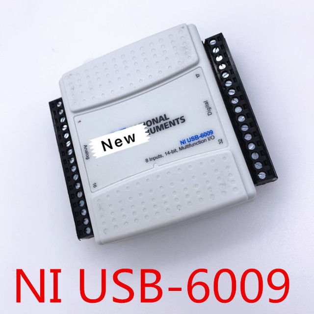 100% yeni orijinal kutusu NI USB 6009