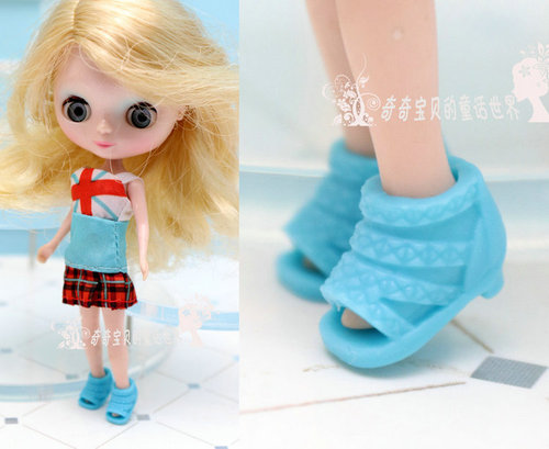 Shoes for Blyth doll Size can be chosen for 1/6 blyth dolls shoes 19