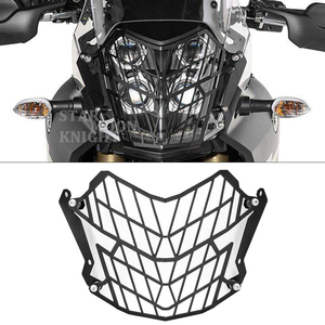 For Yamaha Tenere 700 TENERE 700 Tenere700 Headlight Protector Guard Grill Grille Cover Motorcycle Accessories(China)