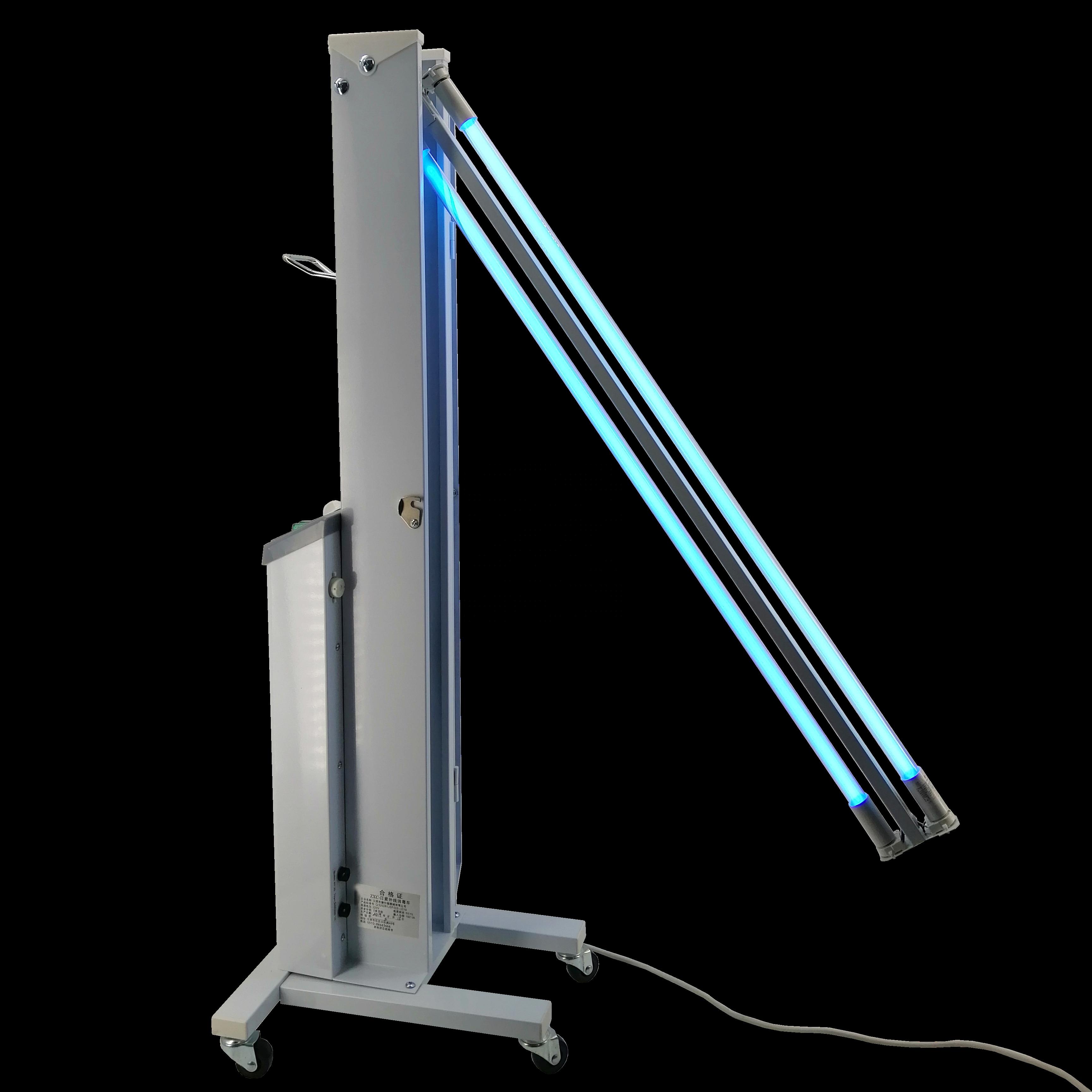 Equipment Hospital 254nm Mobile UV Light Room Sterilizer